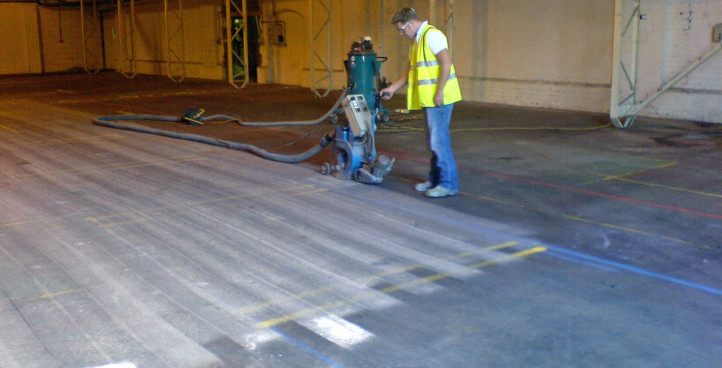 Concrete Polishing and Epoxy Flooring