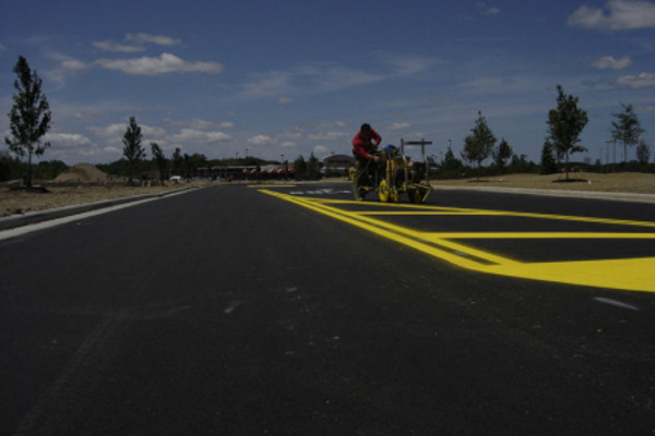line striping service
